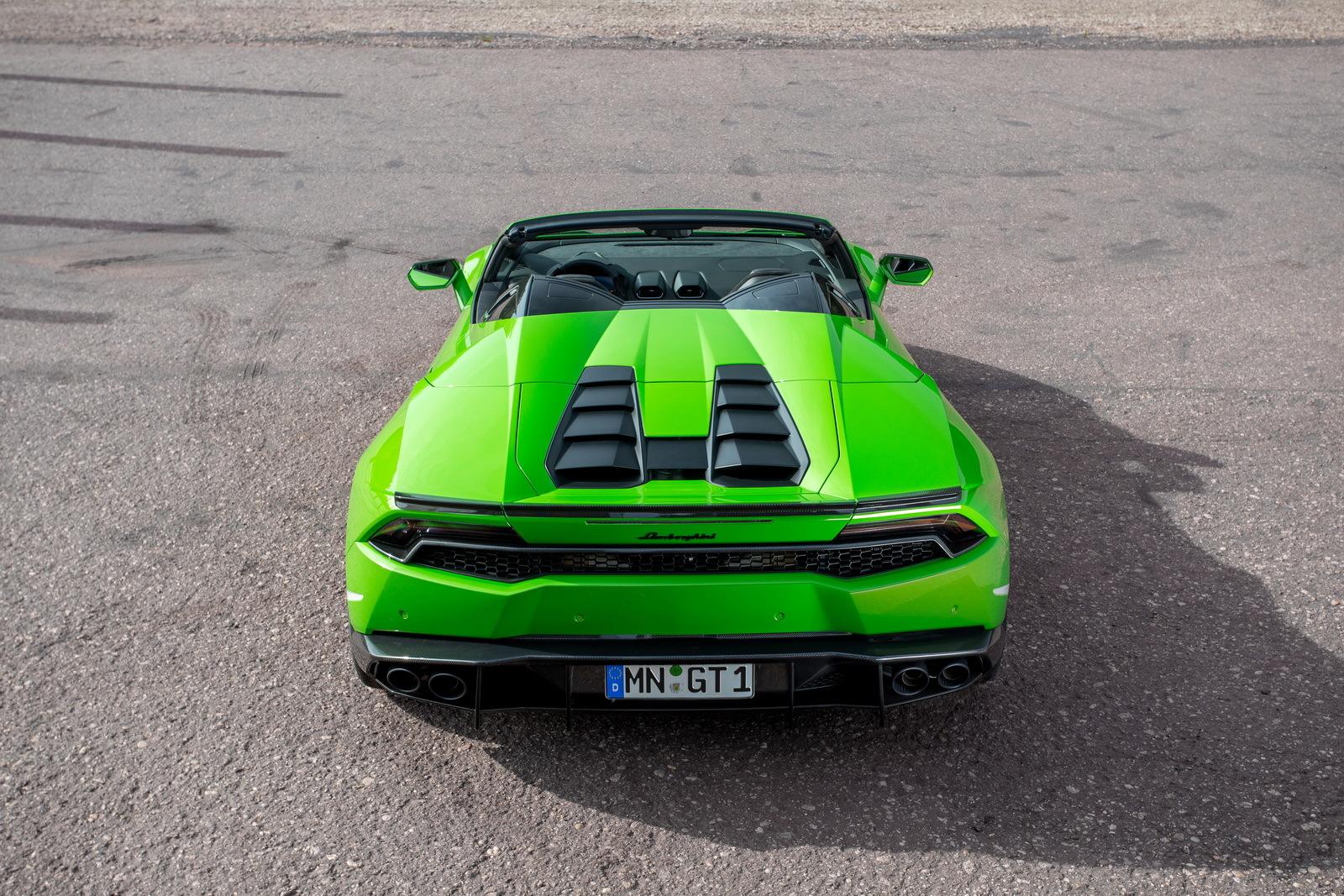 Foto de Novitec Torado Lamborghini Huracán (5/18)