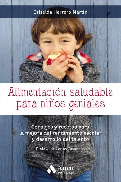 Alimentación saludable para niños geniales