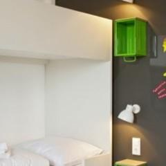Foto 2 de 5 de la galería decoracion-con-estilo-para-hoteles-de-bajo-coste en Decoesfera