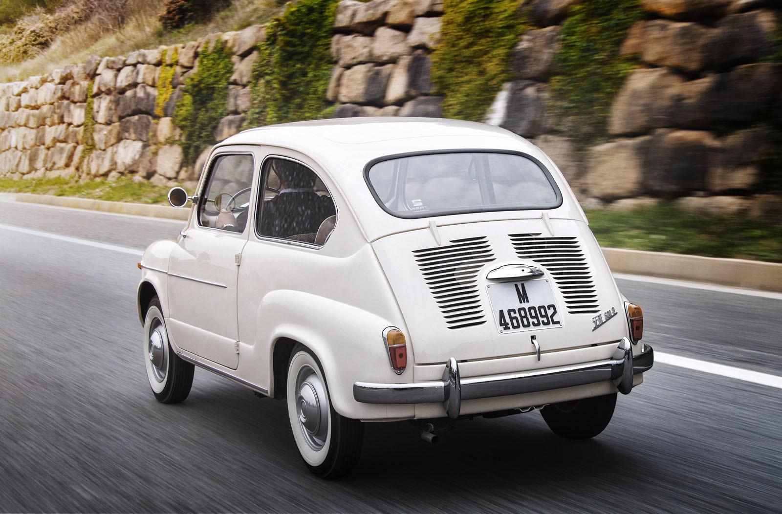 Foto de SEAT 600 (50 Aniversario) (10/64)