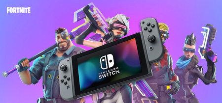 Es oficial: Fortnite llega a Nintendo Switch, gratis y disponible desde hoy [E3 2018]
