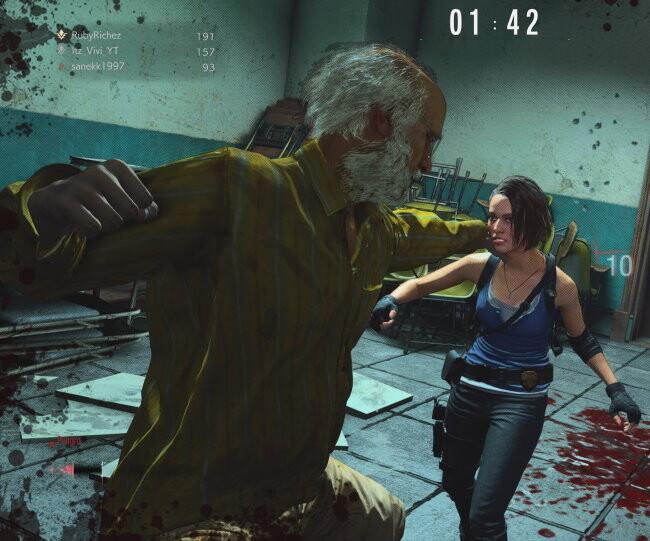 Resident Evil: Verse