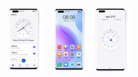 Huawei Emui 12 Diseno Caracteristicas Funciones