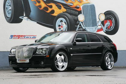 Chrysler 300C SRT8 potenciado por GeigerCars