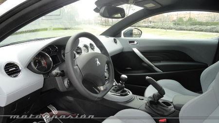 Peugeot RCZ 2013 2.0 HDi, interior