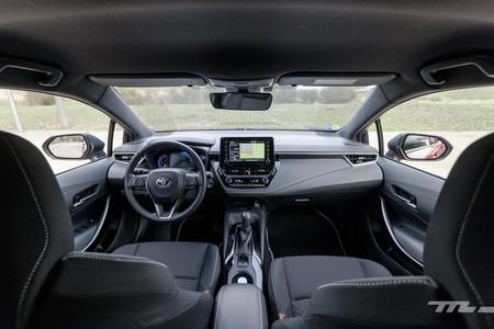 Toyota Corolla 2019 Prueba 009