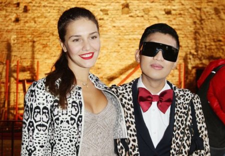 Marguerita Missoni en Milan Fashion Week Menswear
