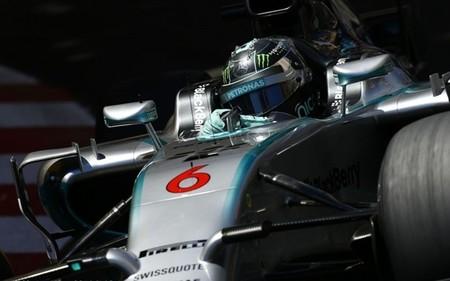 Nico Rosberg vence en Mónaco con pelea final por el podio
