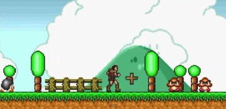 'Super Mario Bros. Crossover 2.0' nos muestra sus novedades en vídeo. Un monumento a Jay Pavlina, por favor