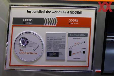 57460 03 Sk Hynix Teases Gddr6 Gtc 2017 16gbps Bandwidth