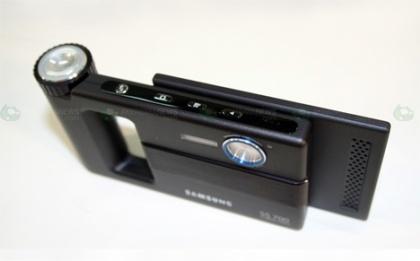Samsung SS700, cámara de fotos y marco digital