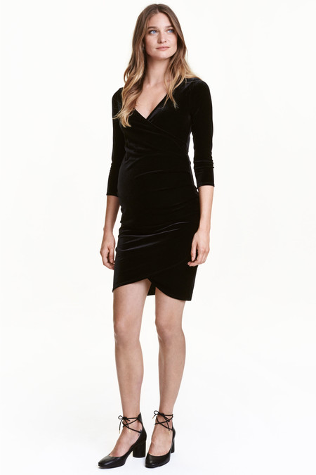 Seis little black dress (premamá) perfectos para cualquier ocasión