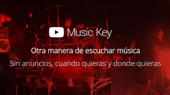 Ya se puede borrar videos de Music Key sin conexión