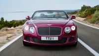 Bentley Continental GTC Speed 2013, filtrado en la red