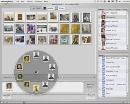 MemoryMiner, un archivo genial para nuestros recuerdos