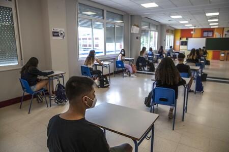 Año de pandemia, ¿año de buenas notas? El impacto de la bajada de ratios en el rendimiento escolar