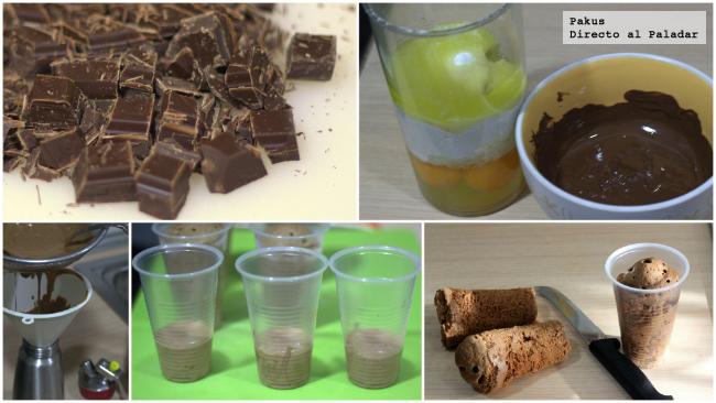 chocolate sifon