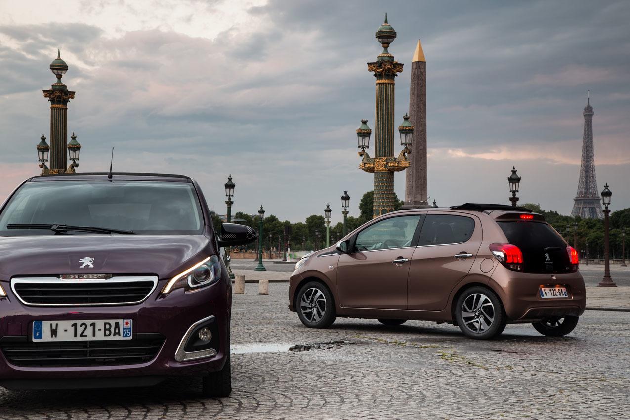 Foto de Peugeot 108 (18/35)
