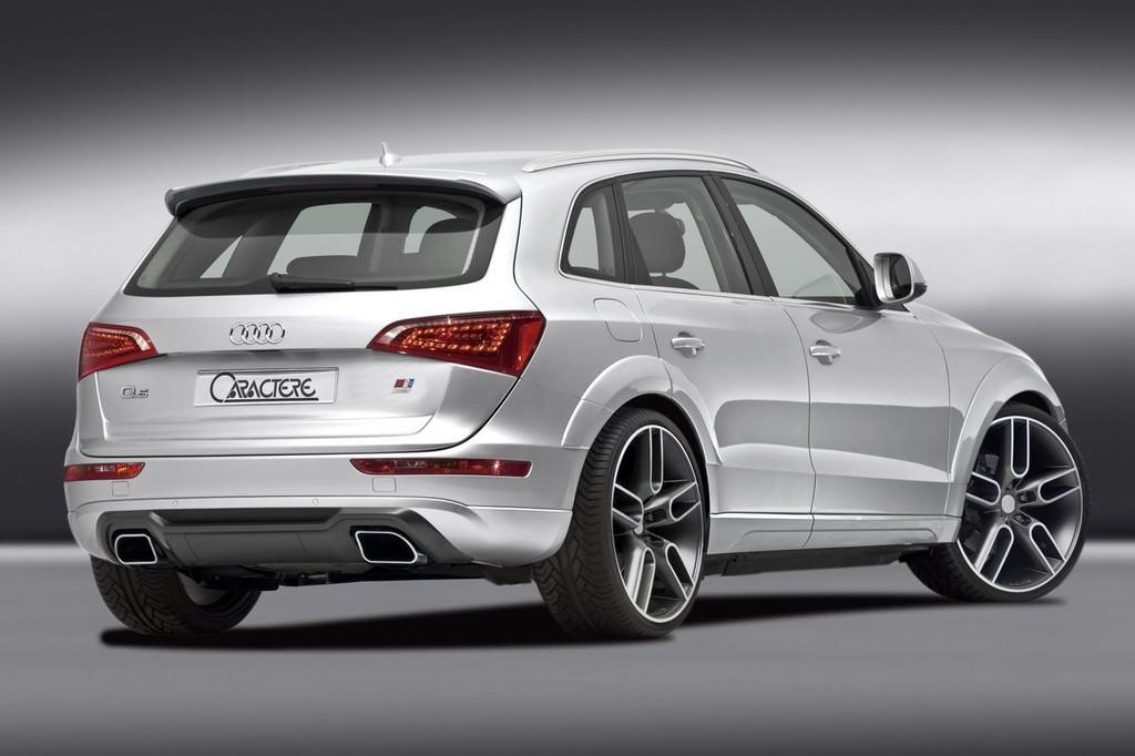 Foto de Audi Q5 Caractere (9/12)