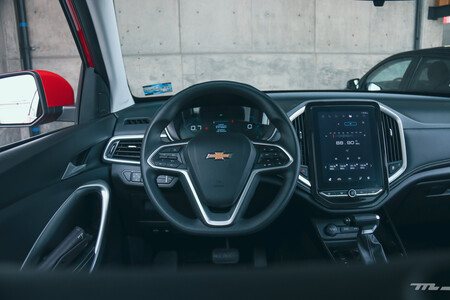 Chevrolet Captiva Prueba De Manejo Mexico Opiniones Resena Fotos 99