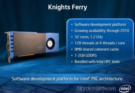 Intel Knights Ferry