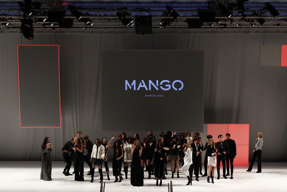 Foto de Mango desfile colección Otoño-Invierno 2015/2016 (1/125)