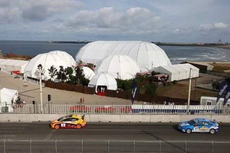 SEAT y Chevrolet en primera línea del WTCC en Oporto