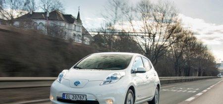 El Nissan LEAF demuestra un 60% de ahorro en combustible con respecto al Nissan Note
