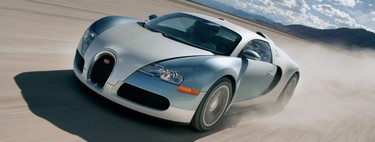 El antecesor del Bugatti Chiron cumple 15 años: así se fraguó el Bugatti Veyron desde un dibujo a bolígrafo en un sobre en blanco