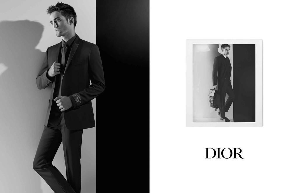 Robert Pattinson Regresa Como Imagen De Dior Homme En Su Campana De Invierno Por Karl Lagerfeld 1