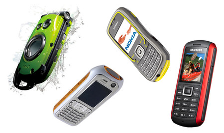 Dumbphones Waterproof