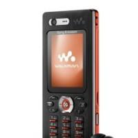 Sony Ericsson W880, gama Walkman