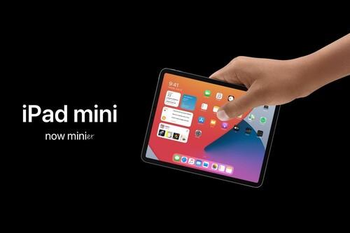 Surge un iPad mini Pro entre los rumores de una renovación inminente de su modelo actual
