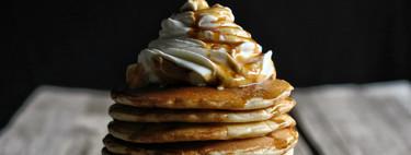 Tortitas americanas: así es la auténtica receta