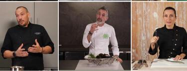 Probamos Scoolinary, la escuela online de cocina con profesores de estrella Michelin
