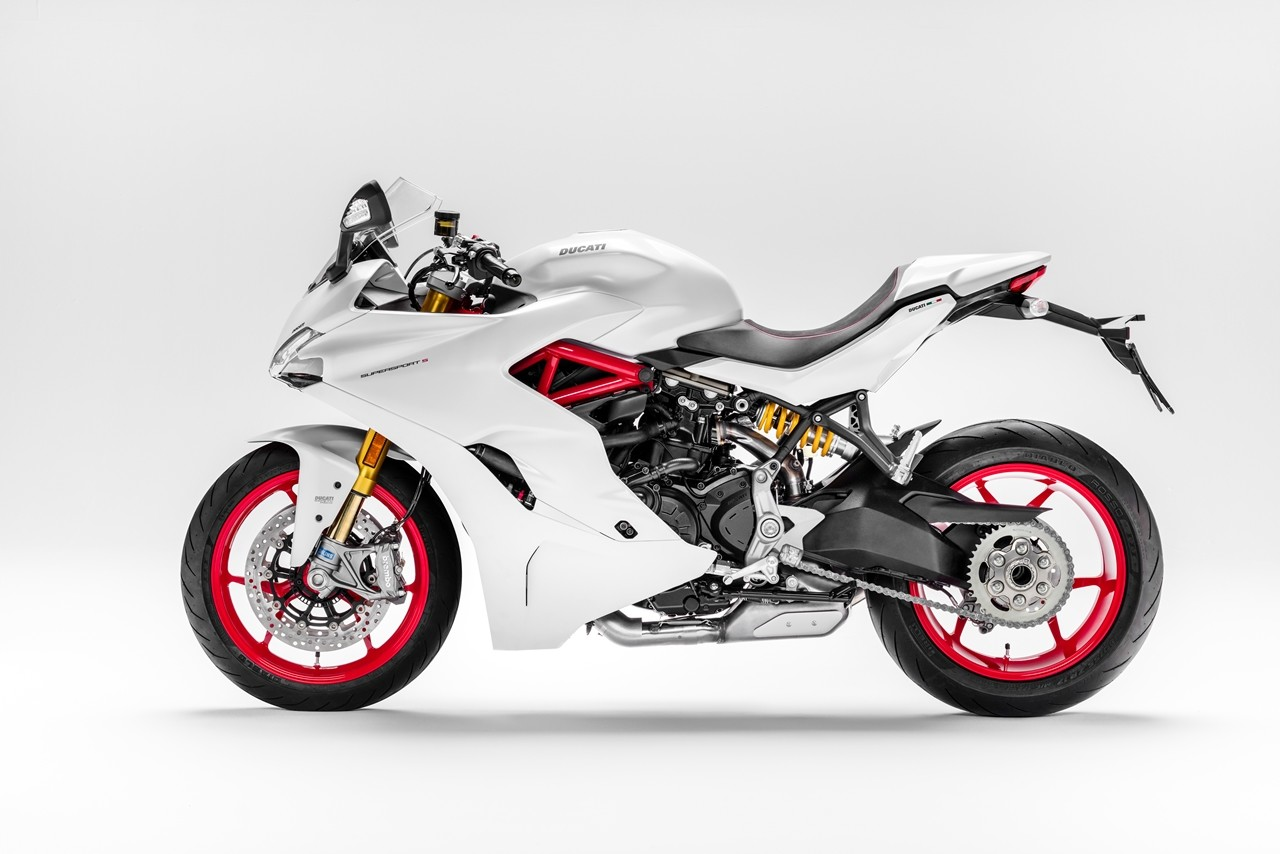 Foto de Ducati SuperSport 2017 (4/15)