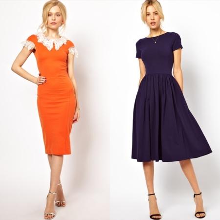 Claves de shopping Primavera 2013: 16 vestidos que impactan por su color