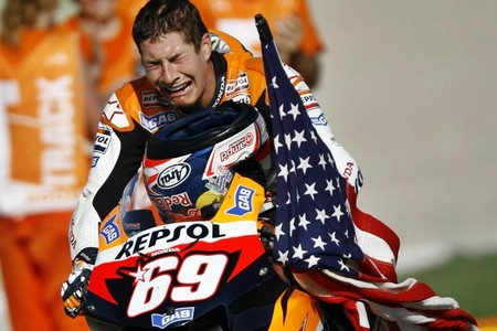 Las motos que consagraron a Nicky Hayden como Campeón del Mundo