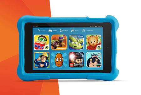 Fire HD Kids Edition contenido