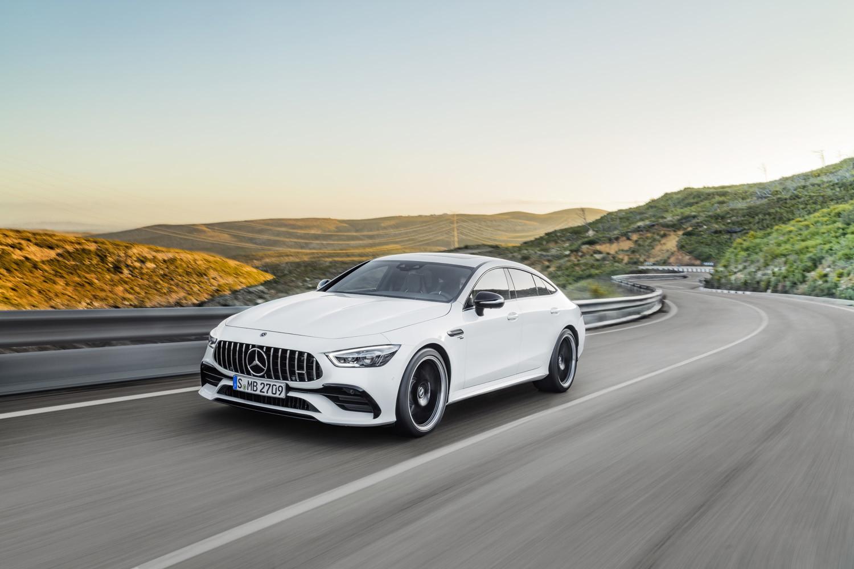 Foto de Mercedes-AMG GT (4 puertas) (1/40)