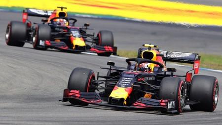 Gasly Alemania F1 2019