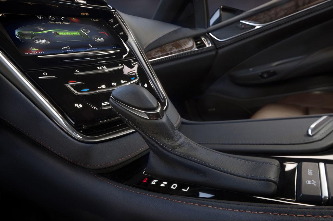 Foto de 2014 Cadillac ELR (16/21)