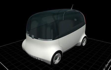 Honda Puyo 3D 01
