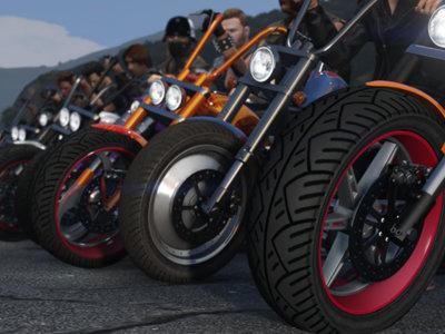 GTA Online permitirá que tengas tu propia banda de Moteros en su próximo DLC