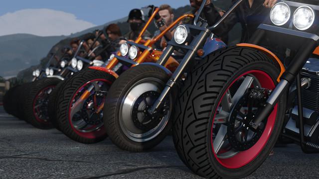 Gta Online Bikers Dlc 01