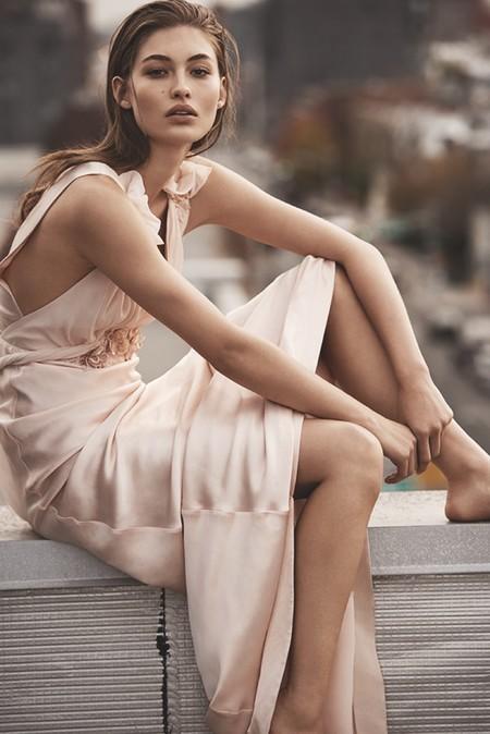 Topshop Moda Novia Vestidos Boda Coleccion 2017 1
