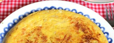 Empezando en la cocina: receta de tortilla de patatas con cebolla