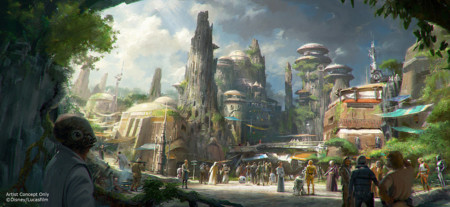 Definitely Star Wars Land Youve Been Dreaming 1