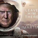 Carteles parodiando películas con Donald Trump como protagonista, la imagen de la semana