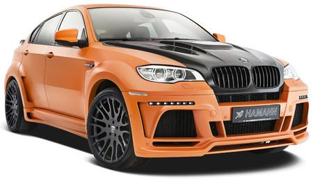 Hamann Tycoon II M, un BMW X6 M transformado